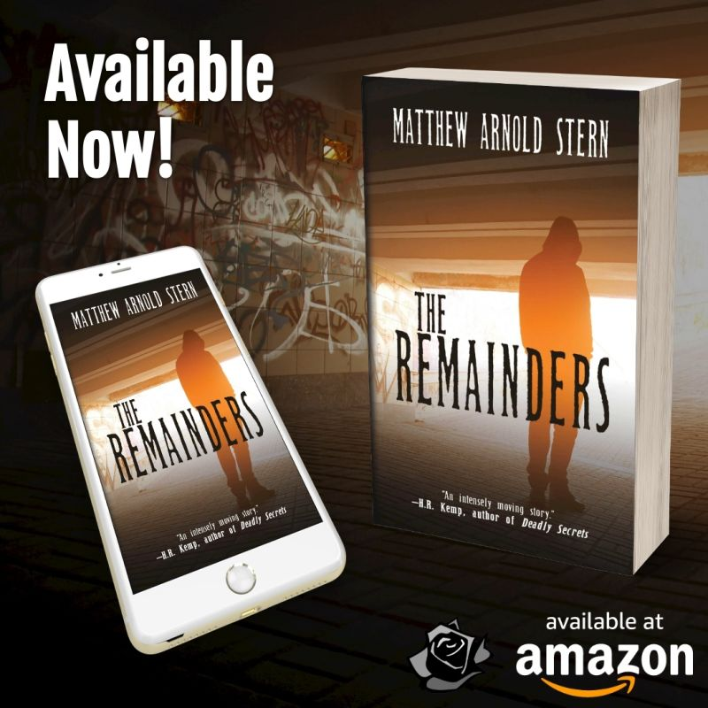 Official The Remainders Release Ad